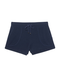 JUVIA Fleece Shorts Deep Blu