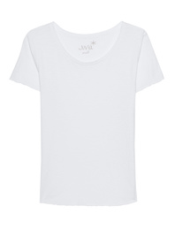 JUVIA Crew Basic White