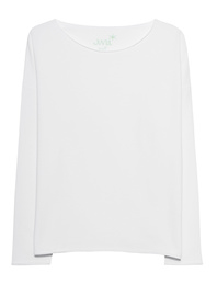 JUVIA Sweat Basic White
