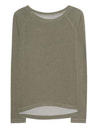 JUVIA Sweater Basic Khaki