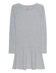 JUVIA Sweatdress Grey Melange