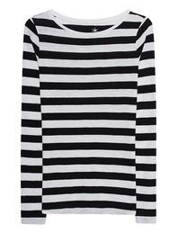 JUVIA Stripes Black