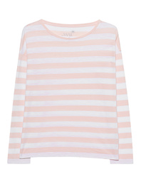 JUVIA Stripes White