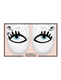 IPHORIA Patches Fancy Eyes White