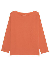 JUVIA Crew Neck Orange