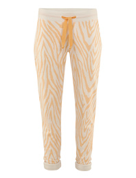 JUVIA Zigzag Zebra Honey Yellow