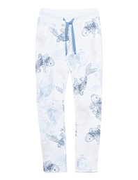 JUVIA Koi Slim Fit White