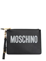 MOSCHINO Pochette Black