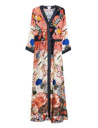 CAMILLA Kimono Wrap Multicolor