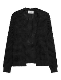 JUVIA Cosy Knit Black