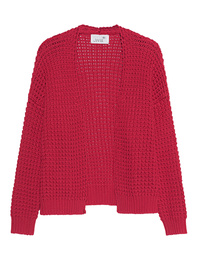 JUVIA Cosy Knit Red