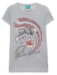 FROGBOX Wonder Woman Grey