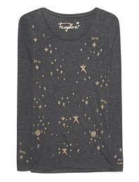 FROGBOX Stars Glitter Grey