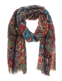 FROGBOX Ethno Paisley Multicolor