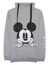 FROGBOX Mickey Hoodie Grey
