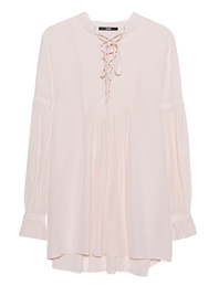 SLY 010 Volant Lace Up Rose