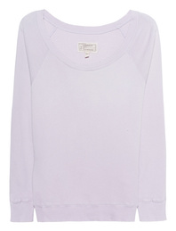 CURRENT/ELLIOTT The Seaside Sweatshirt Lilac