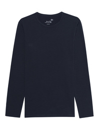 JUVIA Cotton Long Navy Blue