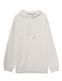 JUVIA Clean Fleece Light Grey