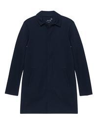 JUVIA Coat Navy Blue