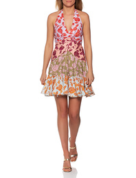 ZIMMERMANN Lovestruck Neck Multicolor