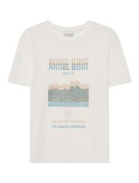 ANINE BING Harper Desert Off White