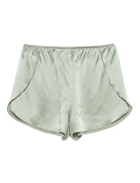ANINE BING Jade Shorts Mint
