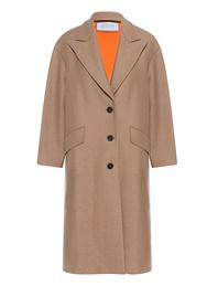 HARRIS WHARF LONDON Oversize Coat Beige