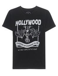 LOCAL AUTHORITY L.A. Hollywood Washed Black