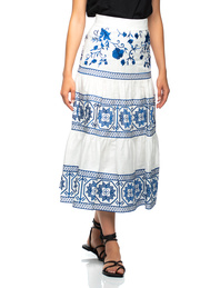 ALEXIS Deena Embroidery Blue