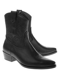 ANINE BING Cowboyboots Elton Black