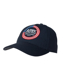 Autry Open Capsule Base Cap Navy