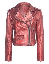 IRO Metallic Axelle Red