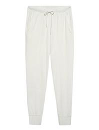 AG Jeans Training Pant Velvet White