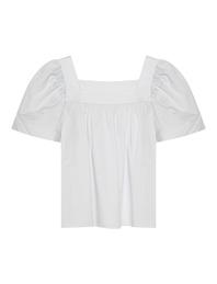 SOSUE Vivy Shirt White