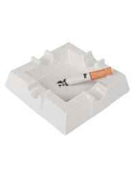 032c Smokers Ashtray White