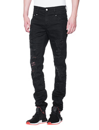 Super Legere Super Skinny Coated Black