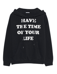 GREY MARL  Time of your Life Black
