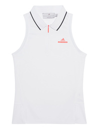 ADIDAS BY STELLA MCCARTNEY Polo Tank White