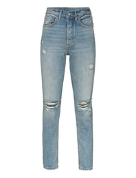 BOYISH Billy High Rise Skinny Light Blue