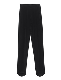 JADICTED Silk Trouser Black