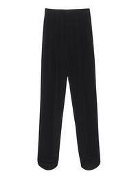 JADICTED Silky Trouser Black