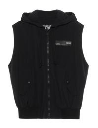 VERSACE JEANS COUTURE Vest Logo Black