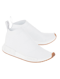 ADIDAS ORIGINALS NMD CS1 Primeknit White