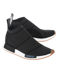 ADIDAS ORIGINALS NMD CS1 Primeknit Black
