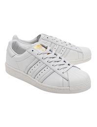 ADIDAS ORIGINALS Superstar Boost Vintage White