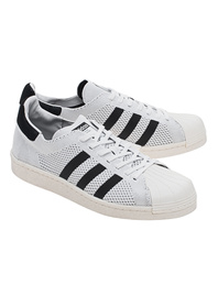ADIDAS ORIGINALS Superstar Primeknit Boost White