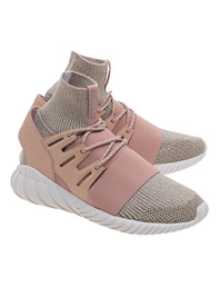 ADIDAS ORIGINALS Tubular Doom Primeknit Pale Nude