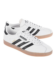 ADIDAS ORIGINALS Gazelle Super Vintage White
