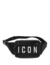 DSQUARED2 ICON Bum Bag Black